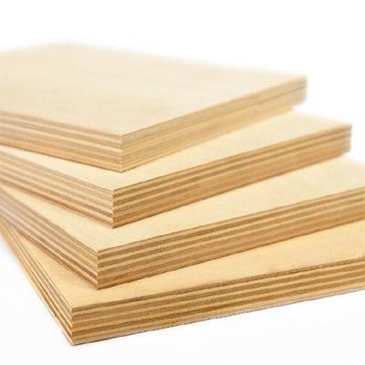 双层白桦家具板